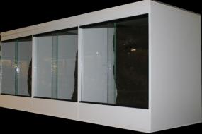 PVC Hartschaum Terrarium